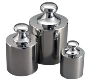 ステンレス基準分銅型円筒分銅