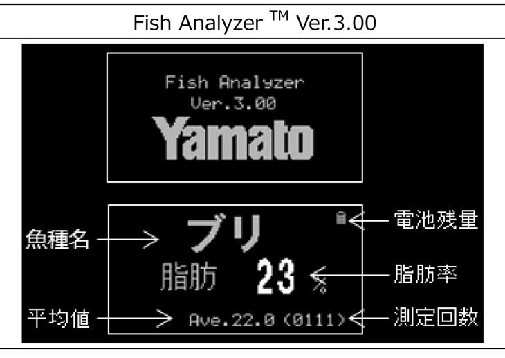 フィッシュアナライザ DFA100 Ver.3.00