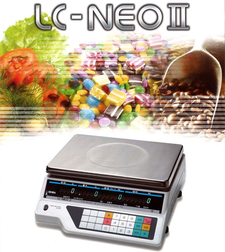 料金はかりLC-NEO2