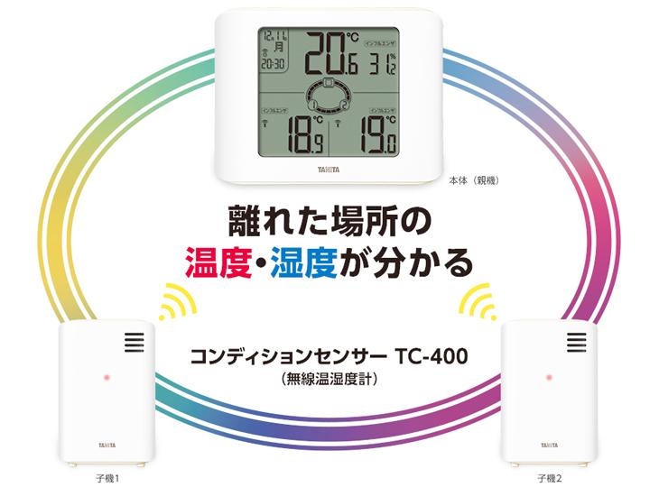 コンディションセンサー TC-400 タニタ