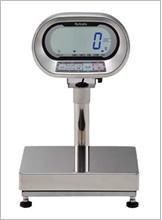 防水型デジタル卓上型台はかり 6kg KL-IP-K6MS