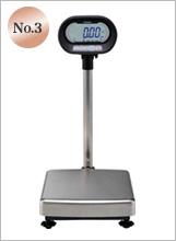 デジタル台はかり(スタンダード型) 150kg KL-SD-K150A